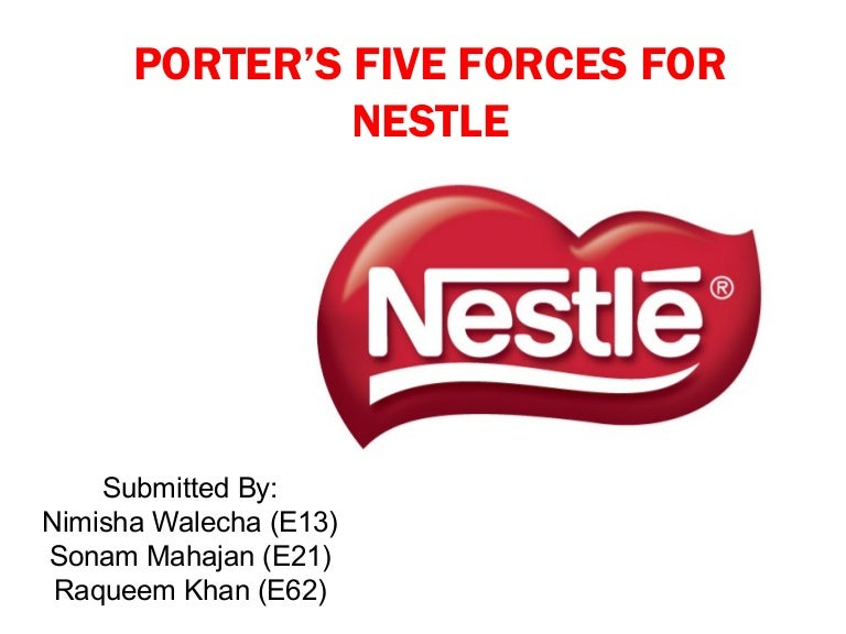 nestle-ppt, Presentation templates