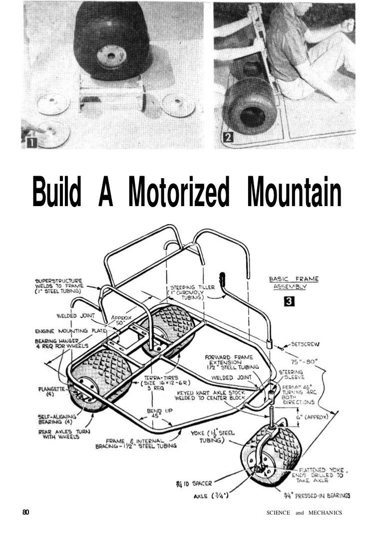 Tachometer Wiring Diagram Mini Bike Scooter Electrical Diagrams Terminator Pocket Antique Go Karts Tach Trusted 125cc Pit