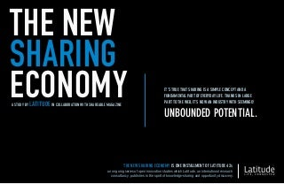 The new sharing economy