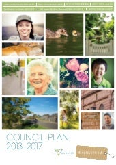 Darebin Council Plan 2013 2017 Pdf
