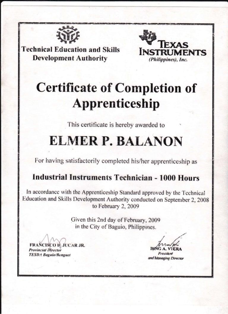 Texas instrument certificate xflitez Images