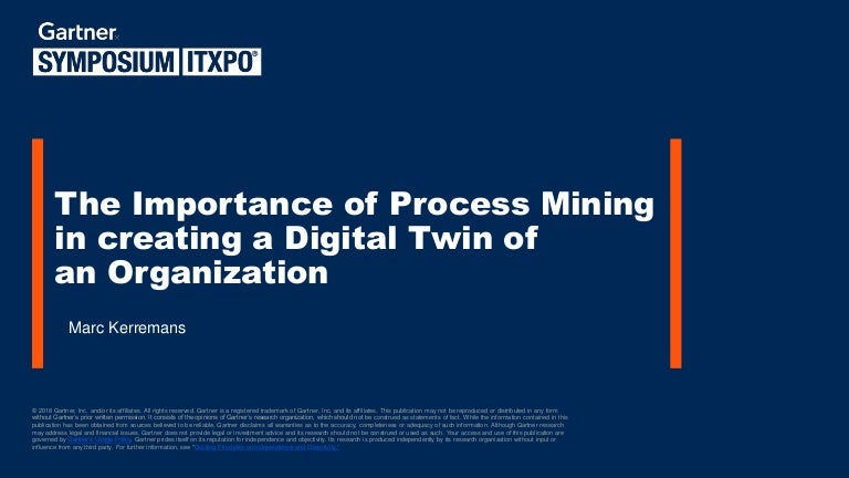 The Rise of Process Mining in the Era of the Digital Twin of