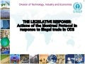 Legislative response to ODS illegal trade