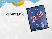CAPTAIN NOBODY FORM 5 NOVEL  chapters 6-8