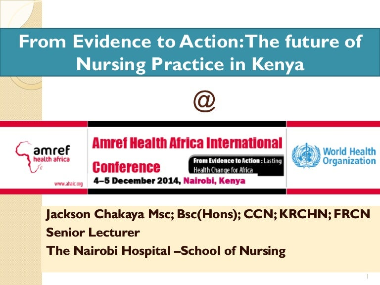 AMREF Health Africa Presentationrevised (1)