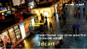 Everything You Ever Wanted To Know About 3dcart