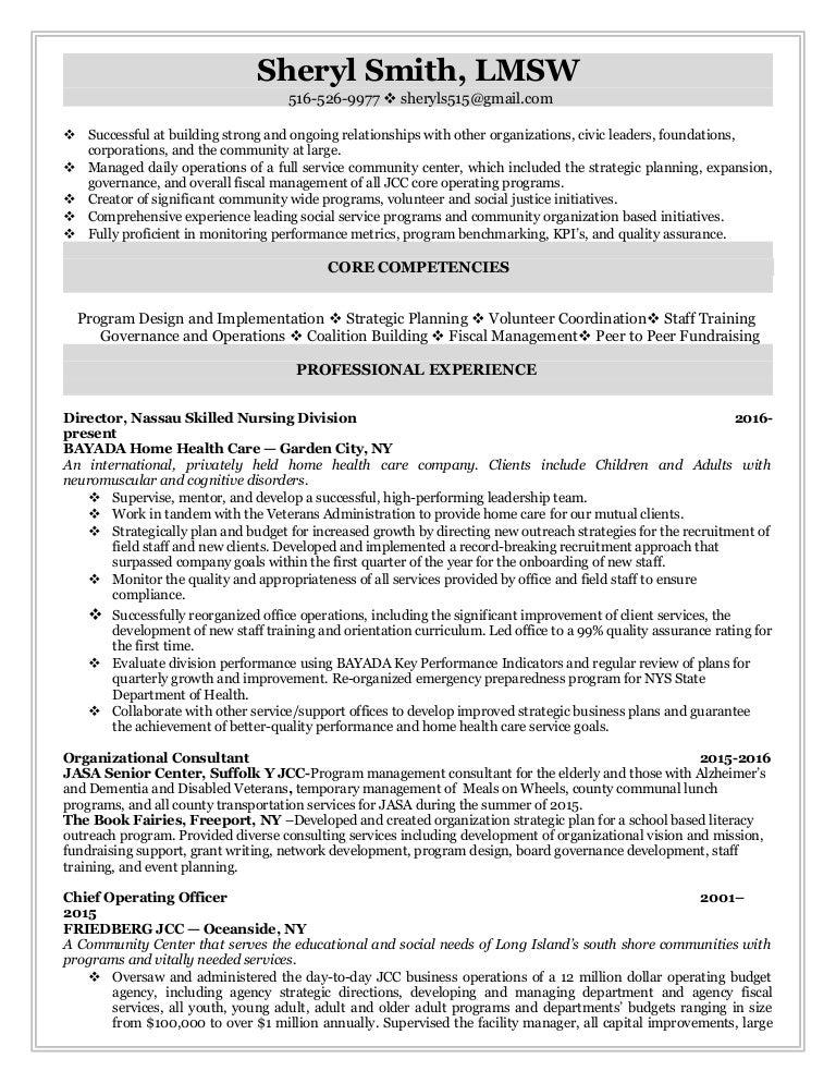 sheryl smith-resume