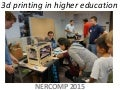 3d printing in higher education