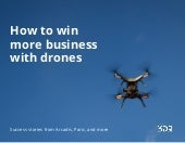 3 dr — how to win more business with drones