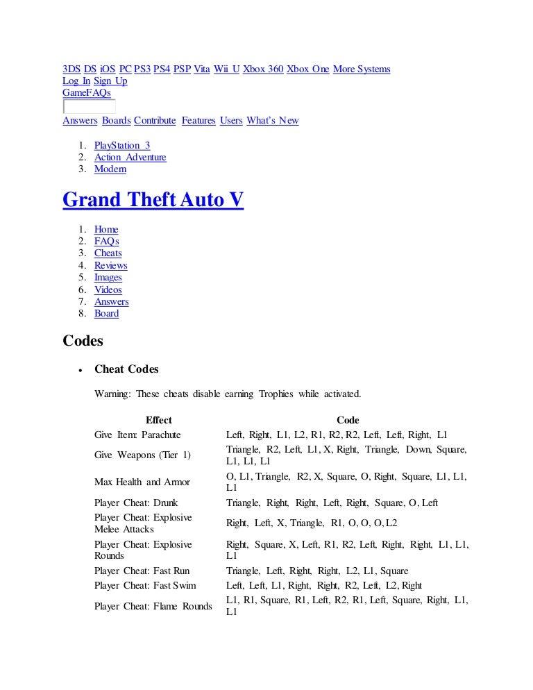 weapon cheat gta 5 pc