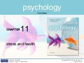 PSYC1101 Chapter 11 PowerPoint