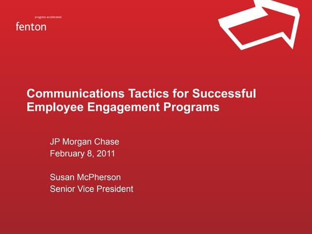3 employee engagement 2011