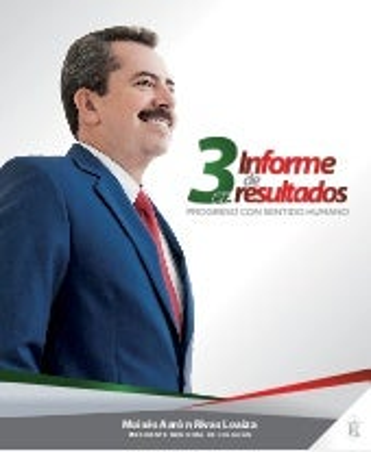 3ER INFORME DE GOBIERNO CULIACÁN