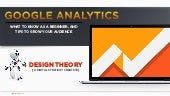 Google Analytics: What to Know as a Beginner
