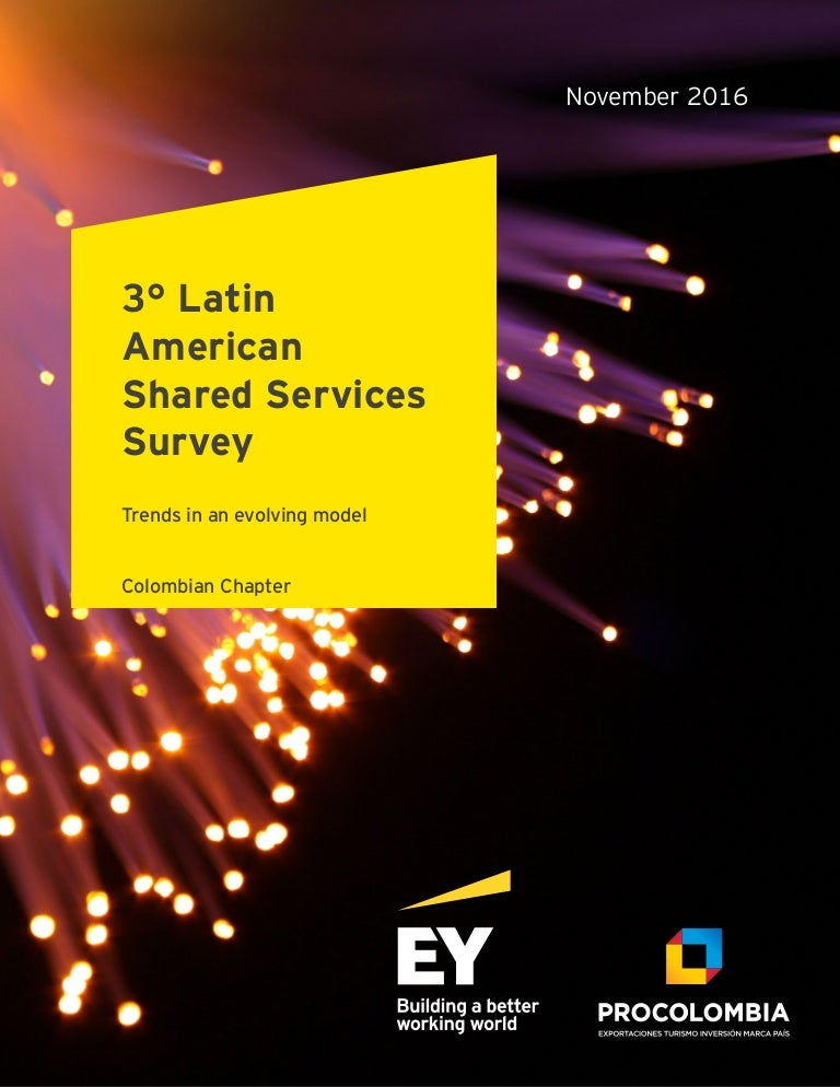 3° Latin America Survey Shared Service Center in Colombia