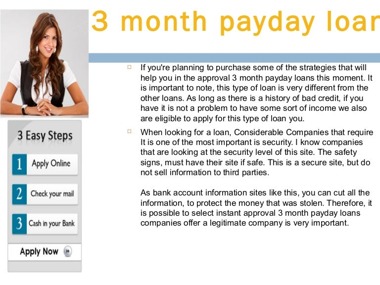 payday advance borrowing products for those who have a bad credit score