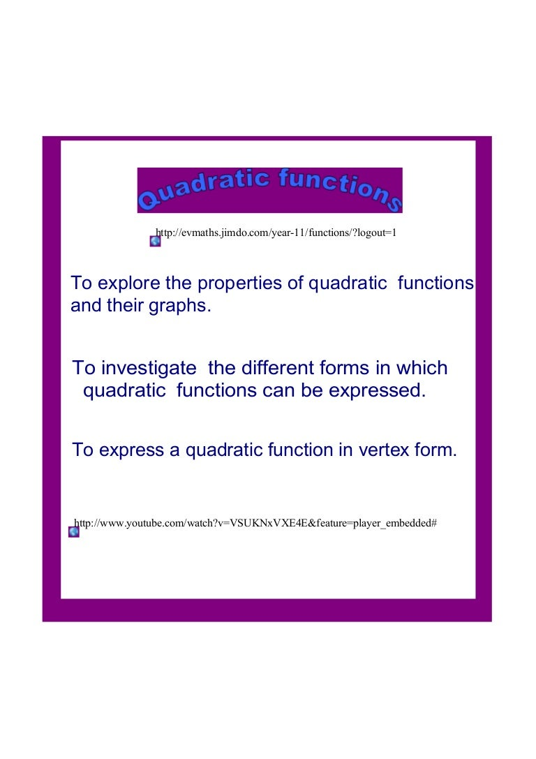 3 quadratic vertex form falaconquin