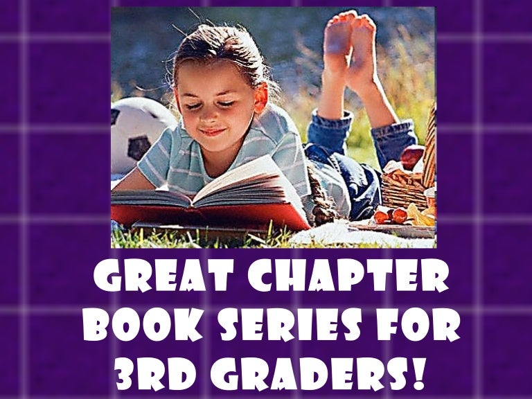 3rd Grade Book Recommendations