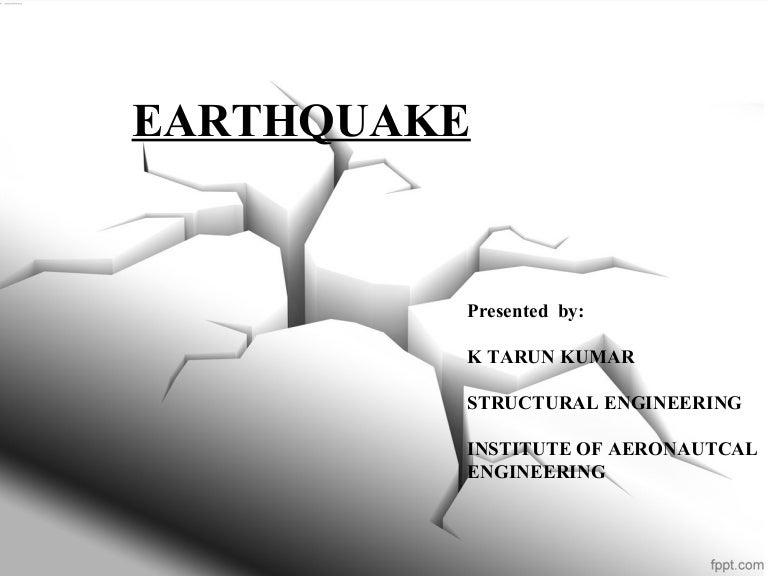 Earthquake engineering toneelgroepblik Choice Image