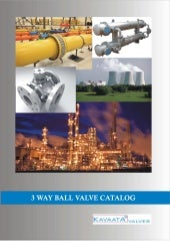 3 way ball valves Manufacturers in India