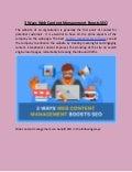 3 ways web content management boosts seo
