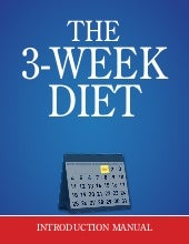 The 3 Week Diet  Free Sample Report