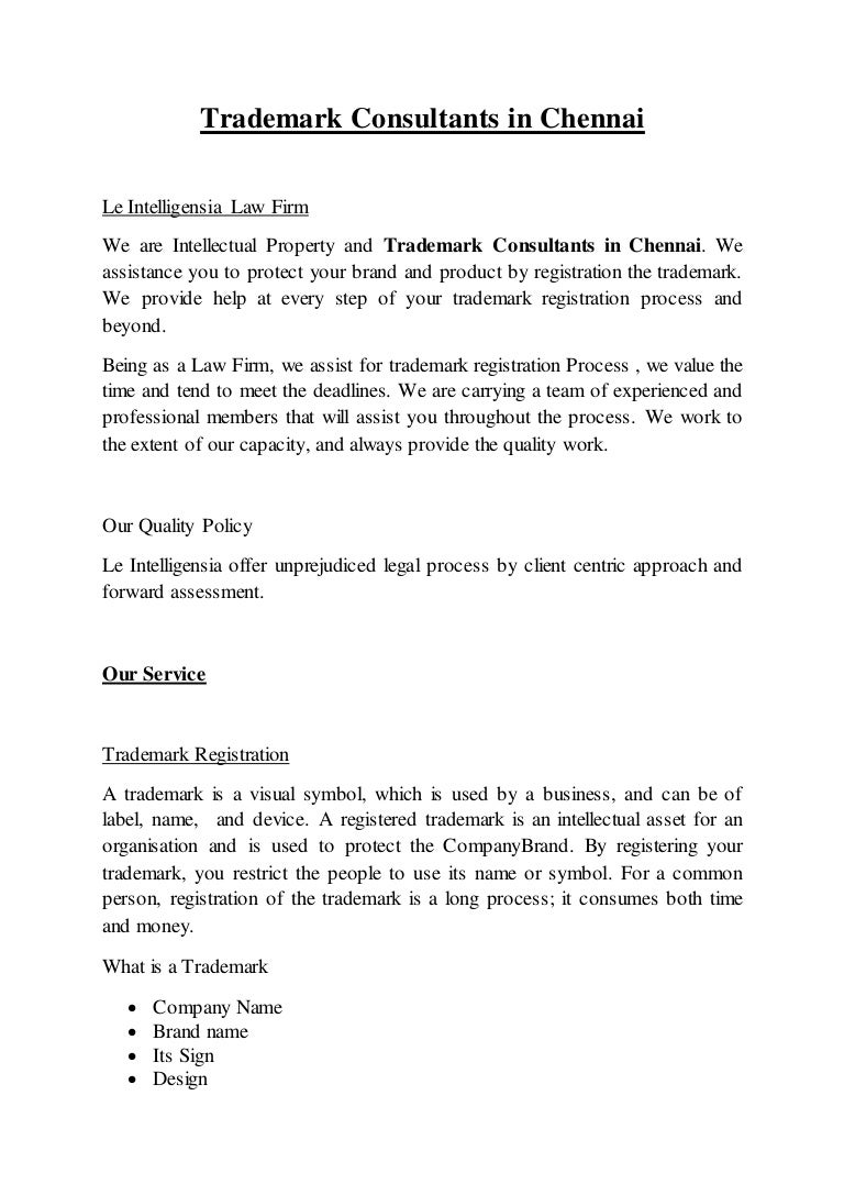 Trademark registration methods buycottarizona