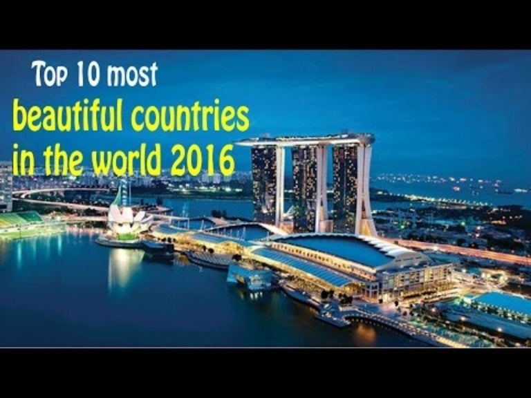Top 10 Most Beautiful Countries In The World 2016 - 2017-5066