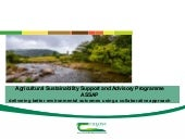 4.Agricultural Sustainability Support and Advice Programme: delivering better environmental outcomes, collaboratively - Noel Meehan, Teagasc