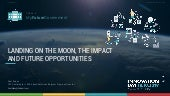 Landing on the moon, the impact and future opportunities (by Sam Waes)