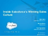 How Salesforce Trains Sales Reps