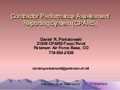 4. contractor performance_assessment_reporting_system