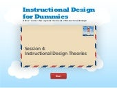 4.instructuional design theories