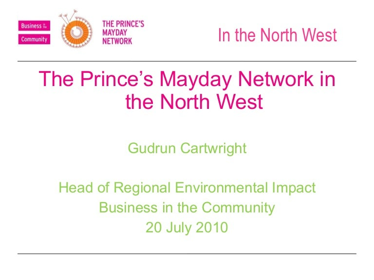 Resource Efficiency Masterclass - The Prince's Mayday Network present…