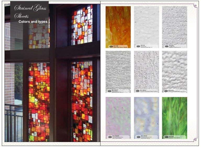 Buy Stained Glass Sheets.Sahara Glass Stained Glass Sheets Color And Style