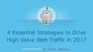 Strategies to Drive Web Traffic in the Real Estate World