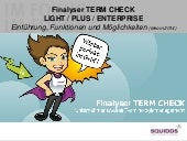 TERM CHECK LIGHT / PLUS / ENTERPRISE (tekom)