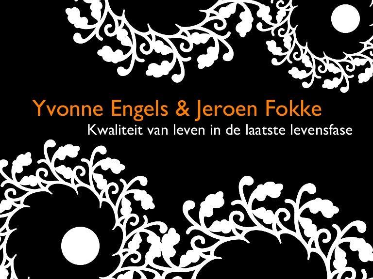Yvonne Engels En Jeroen Fokke