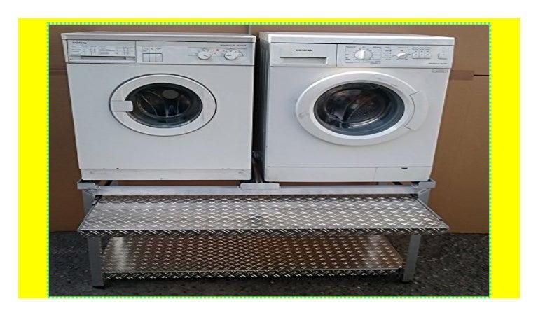 Waschmaschinen untergestell mara 2 premium 700 waschcenter mit 1 telu2026