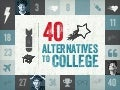 James Altucher: 40 Alternatives To College
