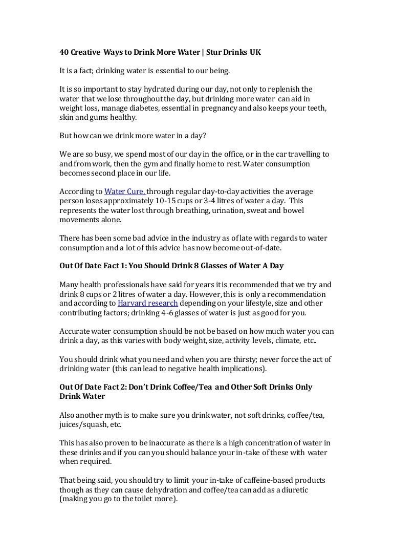 40 healthy tips to drink more water final copy1