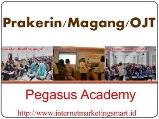 Magang Adalah, Magang Marketing Communication, Magang SMK, 081.23.2626.994