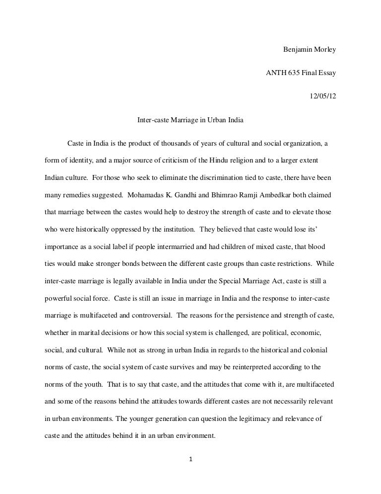 religious discrimination essay
