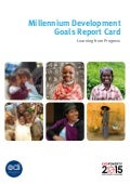 Millennium Development Goals Report Card