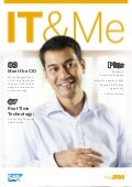 IT & Me eZine 1st Edition: Shaping Lives and Transforming Businesses