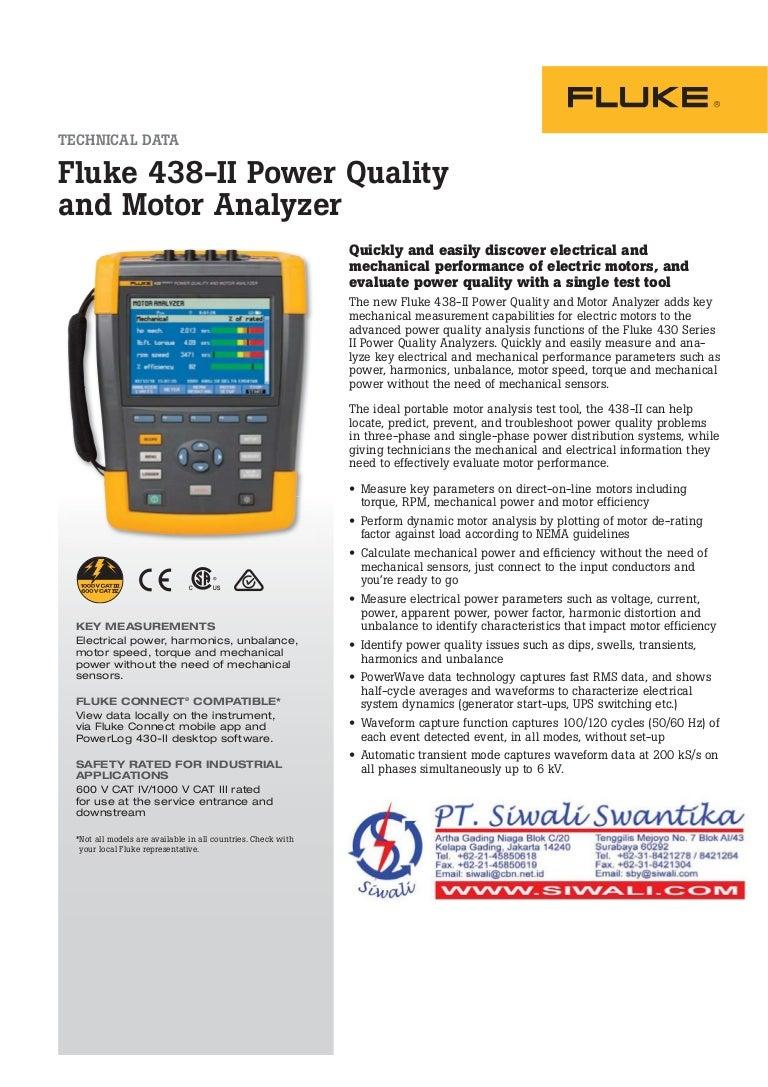 Pack von 3 Fluke Industrie i5spq3/AC Current Clamp 5/A