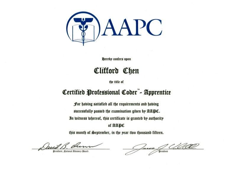 cpc certificate slideshare upcoming