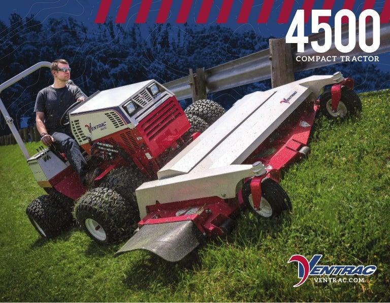 Steiner Tractor Trailer Hitch Mount Ventrac
