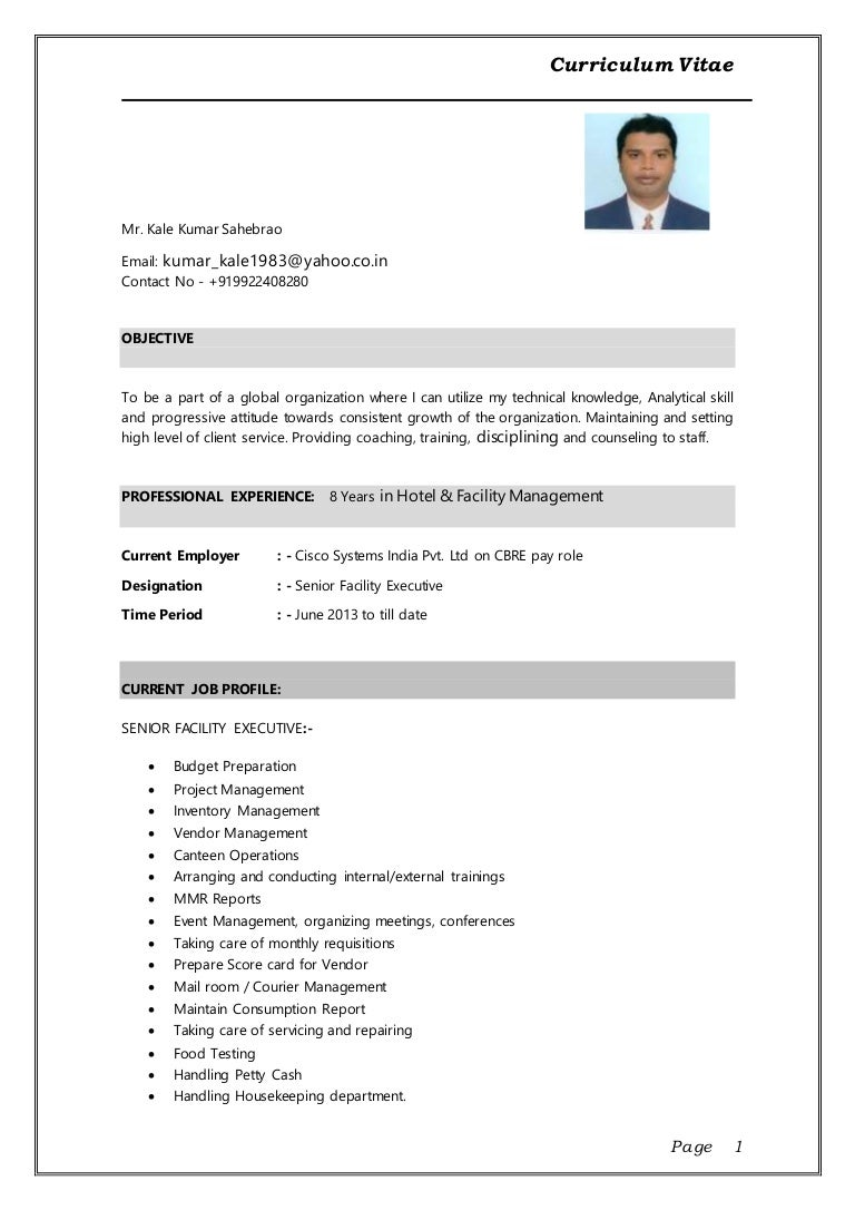 Kumar Resume - Copy