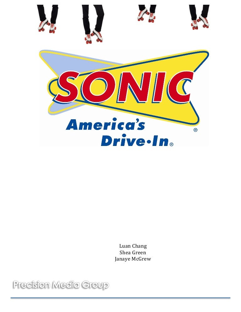 sonic drive in target audience